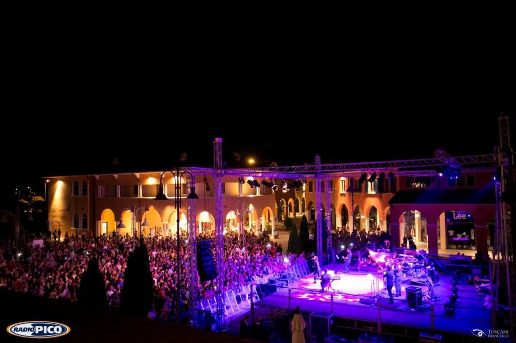 Irene Grandi al Mantova Outlet… un concerto di grandi successi ...