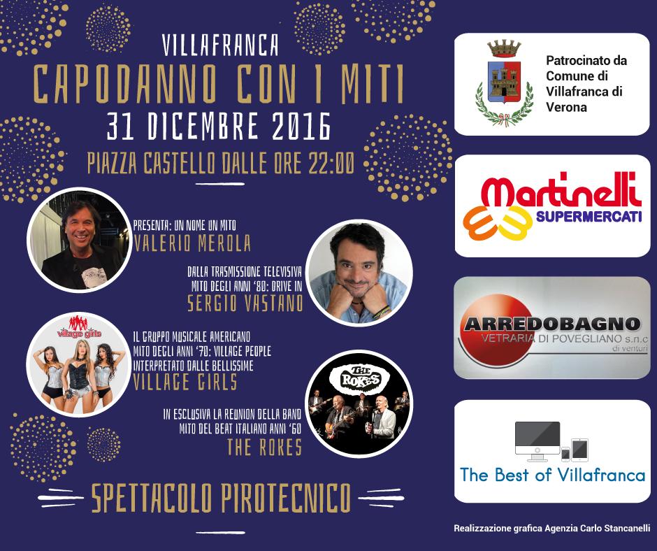 capodanno a villafranca di verona | radio pico - Arredo Bagno Villafranca Di Verona