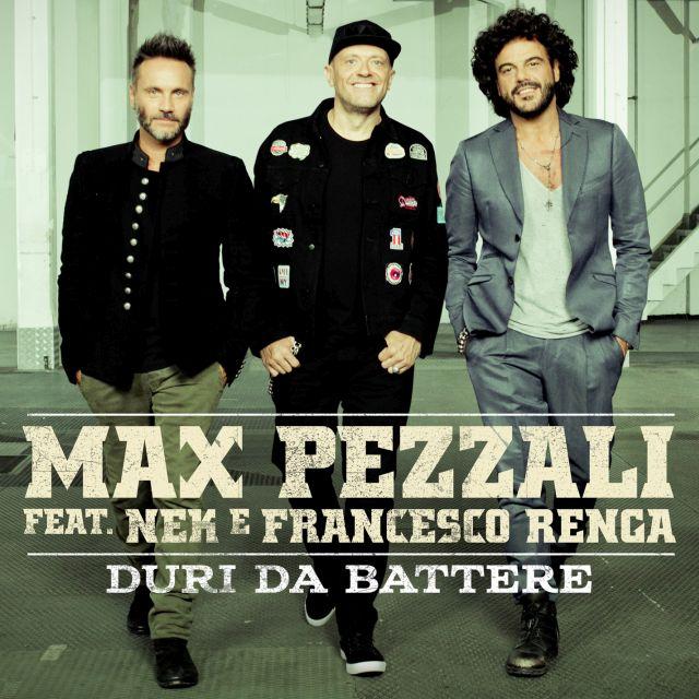 Francesco Renga, Nek e Max Pezzali: un trio di