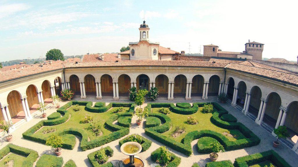 Risultati immagini per palazzo ducale mantova