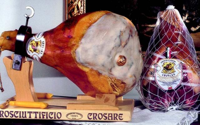 A pressana torna la festa dedicata al prosciutto crudo di crosare